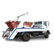Camión con caja roll off - Volquete - Axor 3341